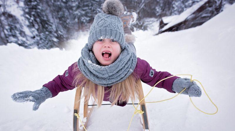 Co można robić z dzieckiem zimą