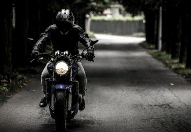 motor wyprawa