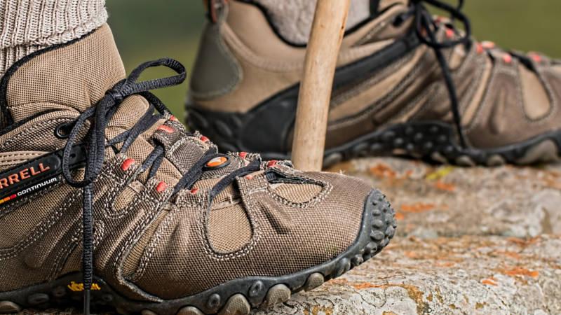 Buty górskie nadługą wędrówkę