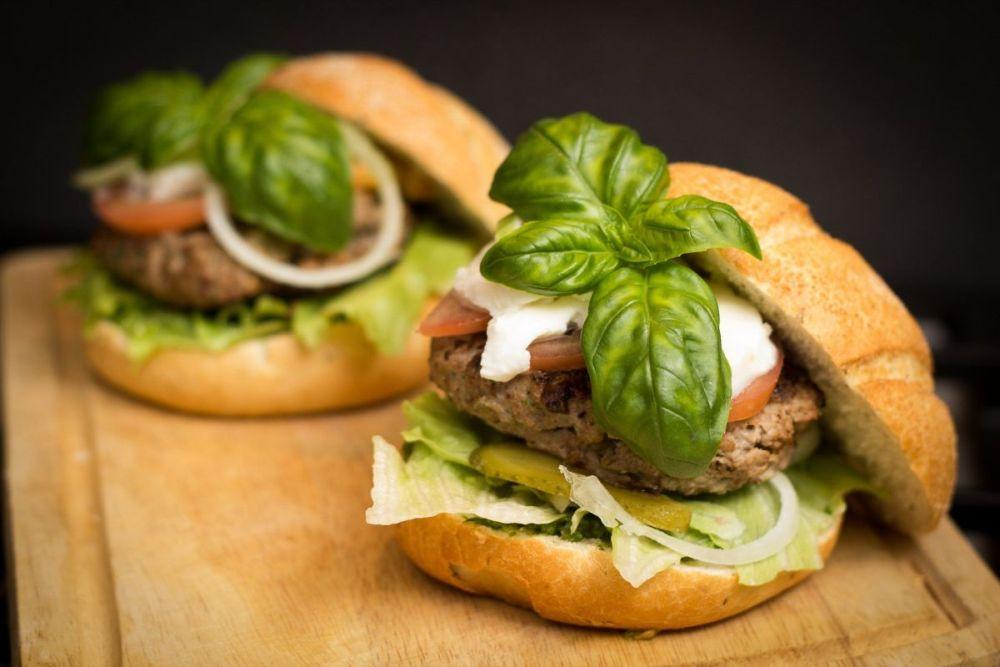 Burger – król podniebienia wtwoim domu