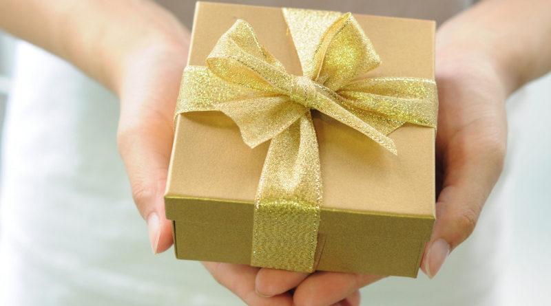 prezent dla niego