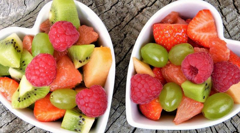 sałatki owocowe