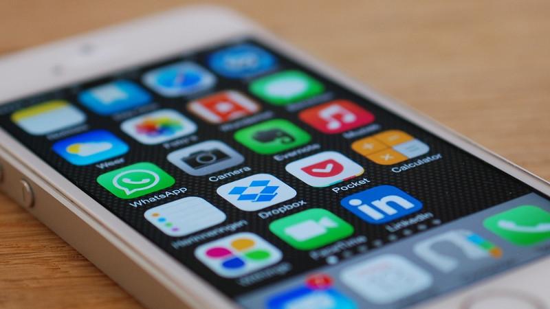 smartphone aplikacje