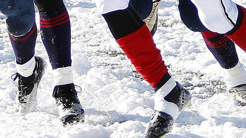 Jaki strój dobiegania powinno się nosić zimą?