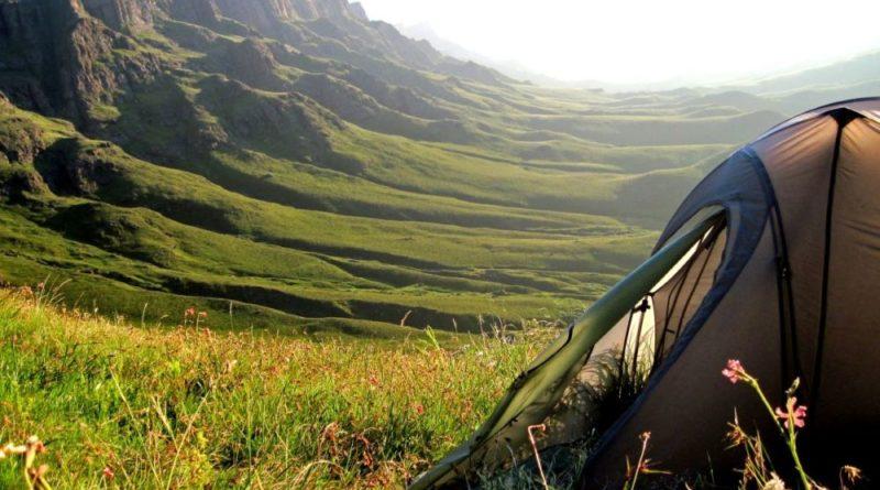 namiot pomysł na wakacje