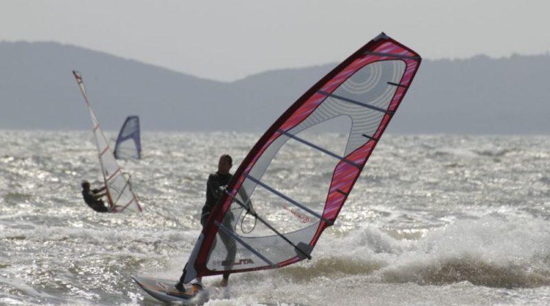 windsurfing sporty wodne