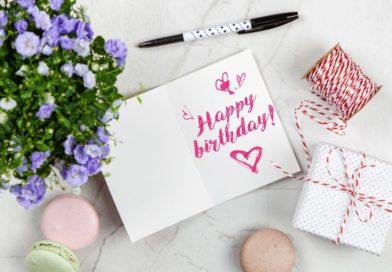 5 prezentów na urodziny dla niej