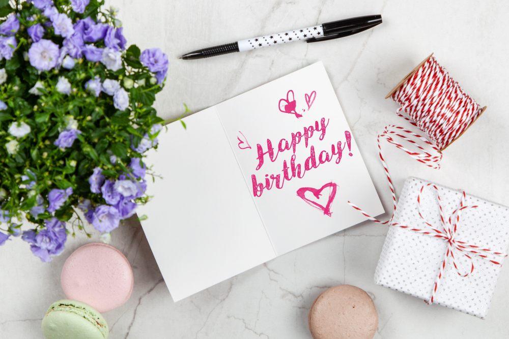 prezent urodzinowy dla niej