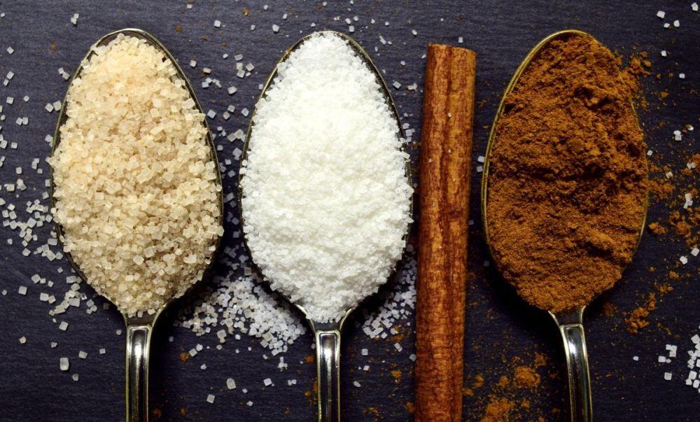 zamienniki białego cukru