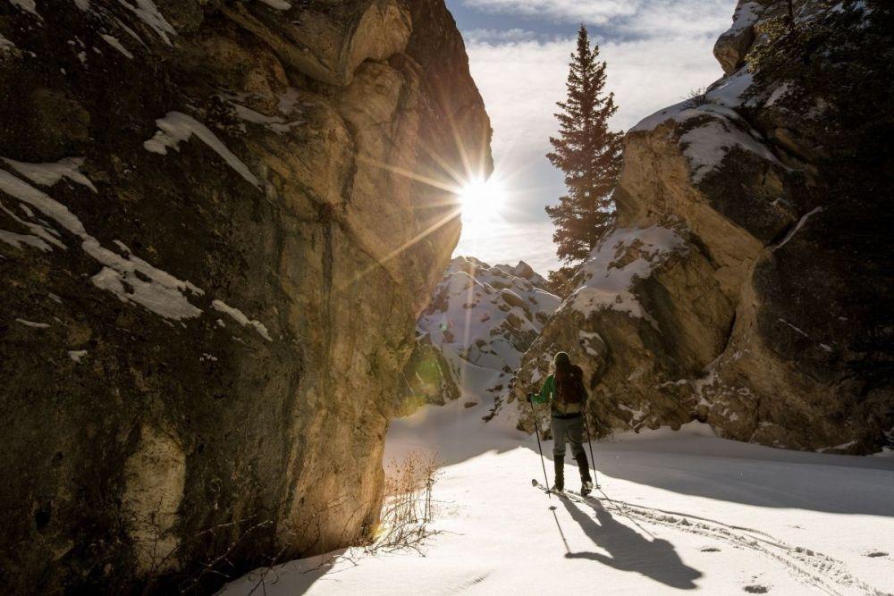 narciarstwo nietypowe miejsca