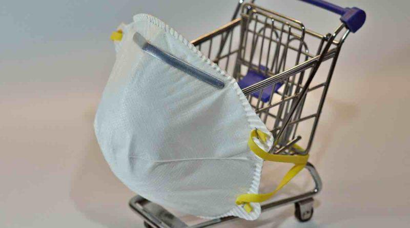 zakupy podczas zagrożenia epidemiologicznego